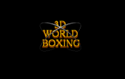3D World Boxing title