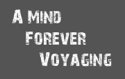 A Mind Forever Voyaging title