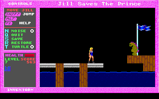 Jill of the Jungle 3: Jill Saves the Prince