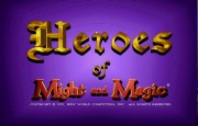 Heroes of Might and Magic title