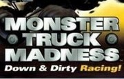 Monster Truck Madness title