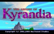The Legend of Kyrandia title