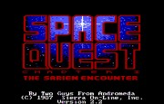 Space Quest Chapter I title