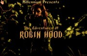 The Adventures of Robin Hood title