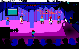 Leisure Suit Larry 2: Goes Looking for Love (In Several Wrong Places)
