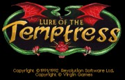 Lure of the Temptress title