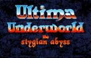 Ultima Underworld - The Stygian Abyss title