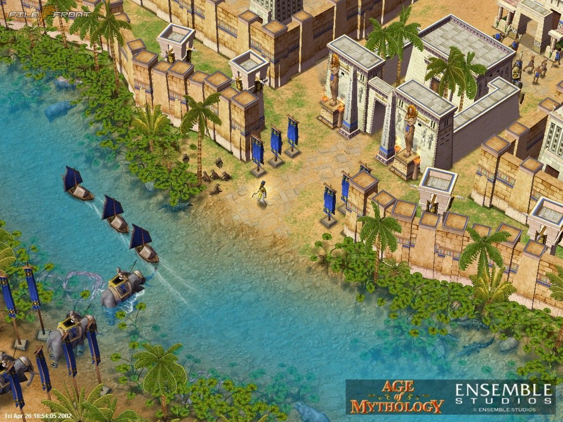 how to download age of mythology for windows 8