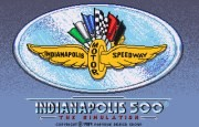 Indianapolis 500 - The Simulation title