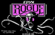 Rogue - The Adventure Game title