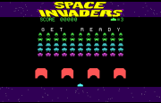 Space Invaders 1995 title