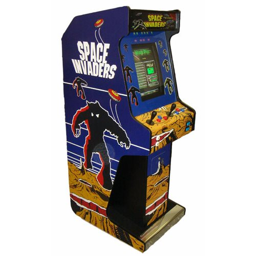 Space Invaders Automat