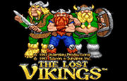 The Lost Vikings title