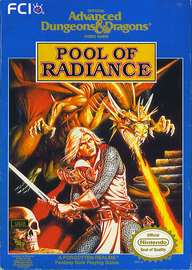 Pool of Radiance front
