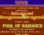 Pool of Radiance title