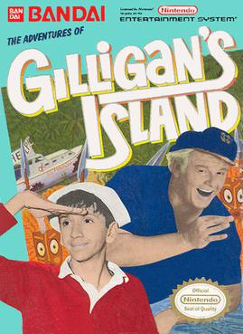 The Adventures of Gilligan's Island front