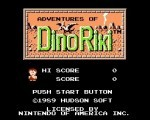 Adventures of Dino-Riki title