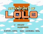 Adventures of Lolo 3 title