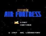 Air Fortress title