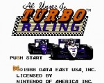 Al Unser Jr. Turbo Racing title
