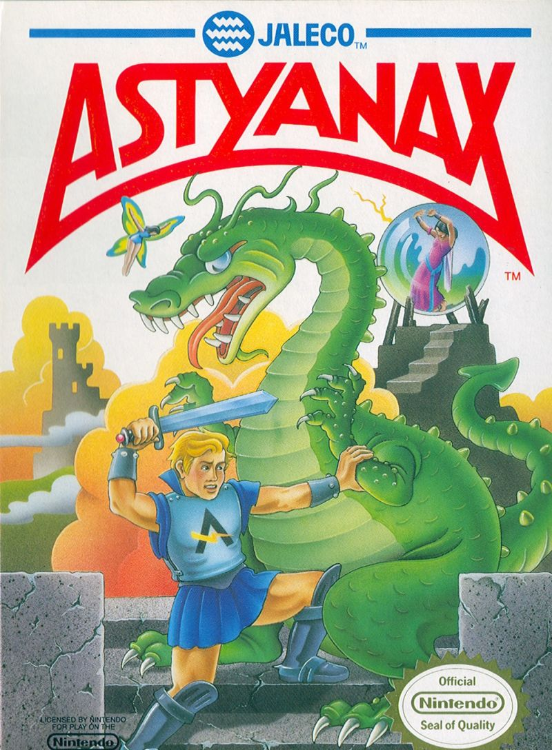 Astyanax front