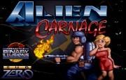 Alien-Carnage title