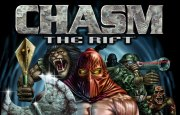 Chasm the Rift title
