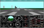 Microsoft Flight Simulator (v3.0) title