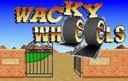Wacky Wheels title