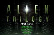 Alien-Trilogy title