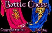 Battle Chess title