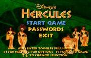 Disney's Hercules title