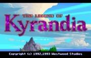 The Legend of Kyrandia title