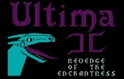 Ultima II - The Revenge of the Enchantress title
