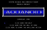 Aquanoid title