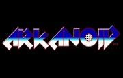 Arkanoid title