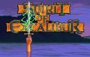 Spirit of Excalibur title
