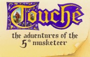 Touché - The Adventures of the Fifth Musketeer title