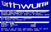 Urthwurm title