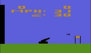 1978---Cannonball---Atari-2600