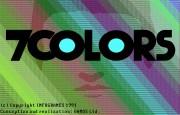 7 Colors title
