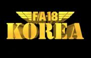 FA-18 Korea title1