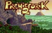 Prehistorik 2 title