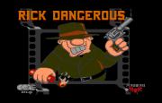 Rick Dangerous title