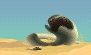 Dune 2 sand-worm