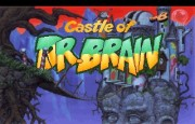 Castle of Dr. Brain title