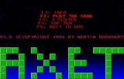 Axet-title-screen