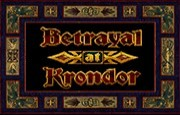 Betrayal at Krondor title