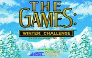 Games - Winter Challenge title