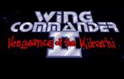 Wing Commander II - Vengeance of the Kilrathi title